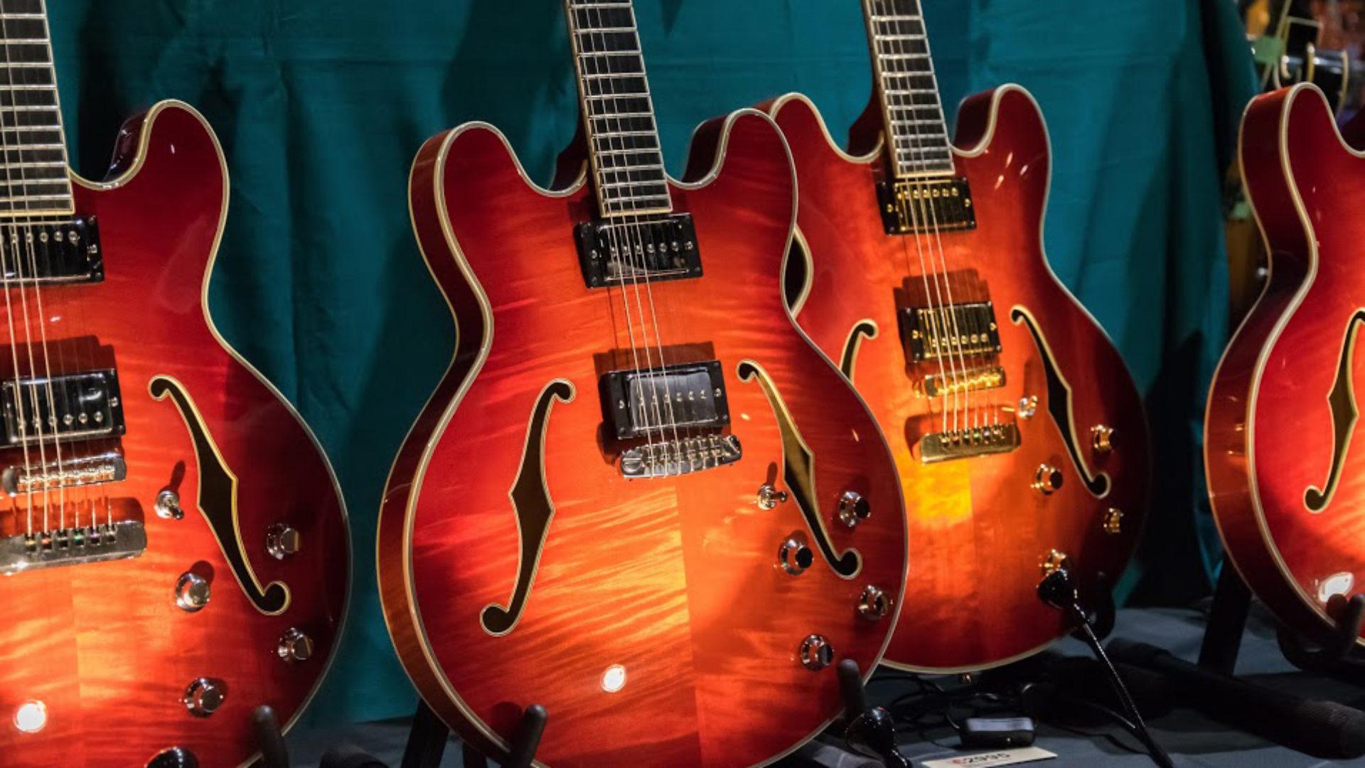 Vintage Guitar Show Veenendaal